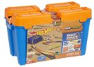 Hot Wheels Track Builder v kufříku, mix motivů