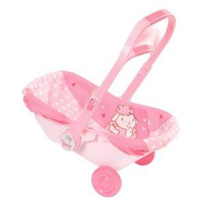 Baby Annabell - Přenosná sedačka na kolečkách