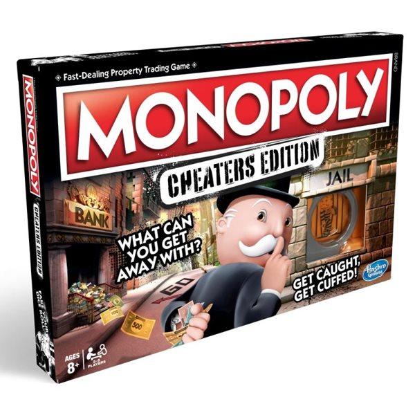 Monopoly Cheaters edition CZ, Sleva 14%