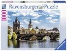 Puzzle - Praha: Pohled na Karlův most, 1000 dílků