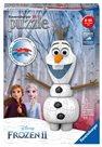 Puzzle 3D Disney Ledové království - Olaf