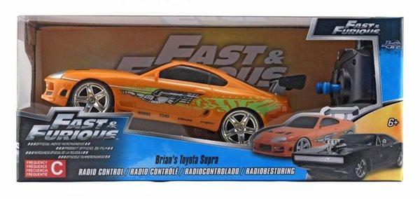 Rychle a zběsile RC auto Brian's Toyota 1:24, Sleva 20%