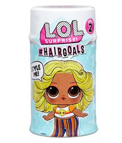 L.O.L. Surprise! Hairgoals Vlasatice 2