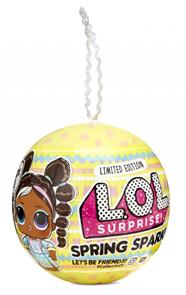 L.O.L. Surprise! Jarní třpytková série