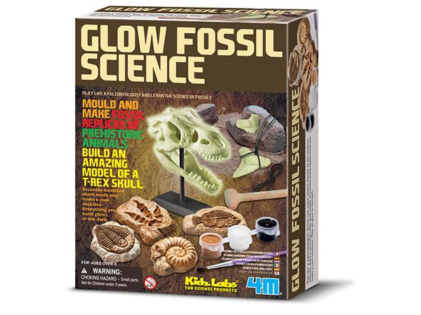 Věda zářivých fosilií