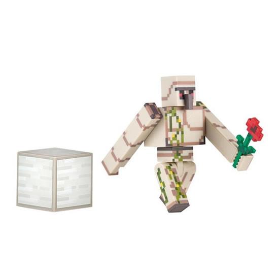 Figurka Minecraft - Golem - 15x18 cm
