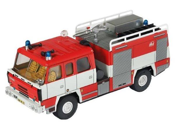 Plechová Tatra 815 hasiči KOVAP