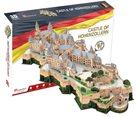 Puzzle 3D Hrad Hohenzollern - 185 dílků