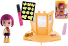 Panenka Cocodels Sephie 16cm s pokojíčkem a make-up doplňky