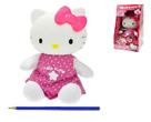 Lampička Hello Kitty 21 cm na baterie se světlem a zvukem, 12 m+
