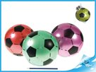 Míč fotbal 20 cm mix barev