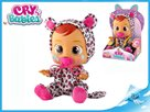 Cry Babies Lea 30cm miminko ronící slzy na baterie se zvukem 18m+ v krabičce