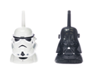 Star Wars vysílačky Darth Vader a Storm Trooper 16,5cm 2.4GHz na baterie