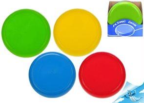 Házecí disk 23cm, mix barev