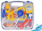 Doktorský set 14 ks 26x 24cm v kufříku