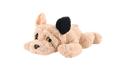 Pes plyšový 80 cm, ležící