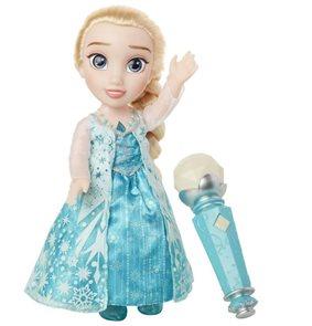 Panenka Ledové království - ELSA zpívající - karaoke