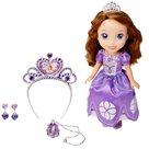 Princezna Sofie I. panenka s čelenkou a šperky