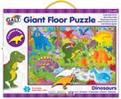 Velké podlahové puzzle – dinosauři (60×90cm)