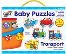 Puzzle pro nejmenší – dopravní prostředky (12,5×15cm)