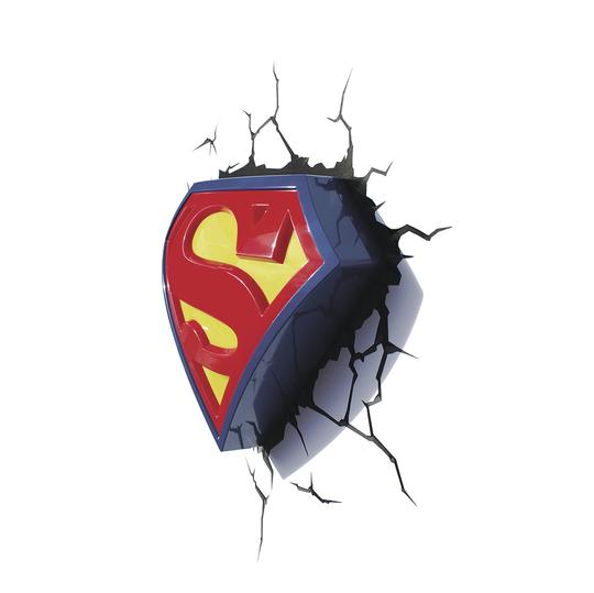 3D světlo Superman - Logo