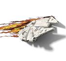 3D světlo EP7 - Star Wars Millenium Falcon