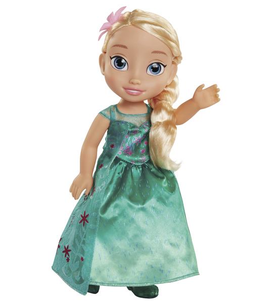 Panenka Elsa v šatech Ledové království Fever