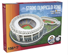 Puzzle 3D Nanostad: Olimpico (Roma + Lazio)