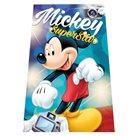 Fleecová deka Mickey Mouse 100 x 150 cm