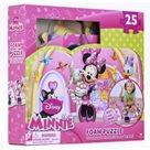 Pěnové puzzle 25 ks - Minnie