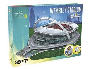 Puzzle 3D Nanostad: UK - Wembley (1/4)