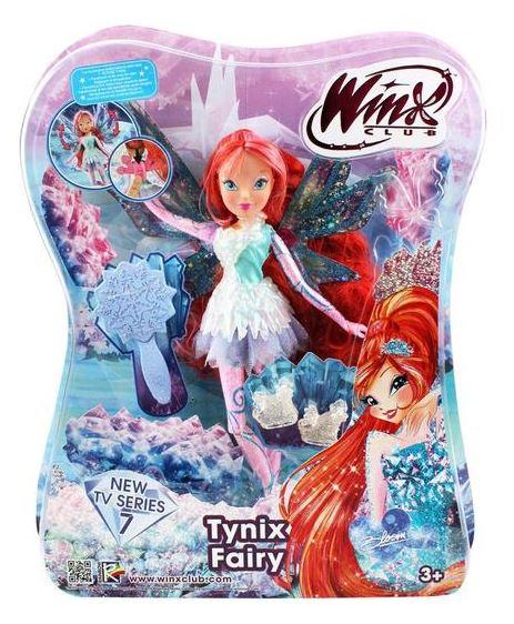 WinX - Tynix Fairy, mix motivů