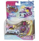 Shopkins Cutie Cars S4- single pack - color change, mix druhů