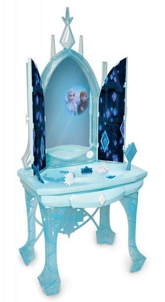 Ledové království II - Elsin ledový kosmetický stolek