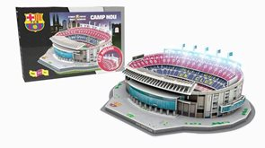 Nanostad LED: SPAIN - Camp Nou (FC Barcelona)