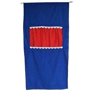 Textilní divadlo 150×75 cm