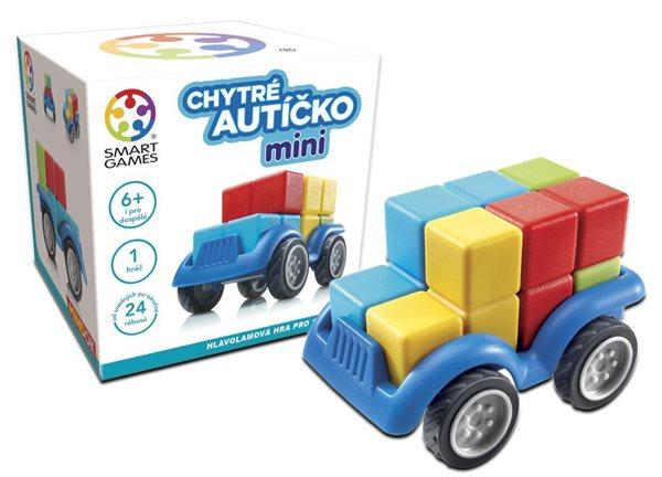 Chytré autíčko MINI - SMART hra