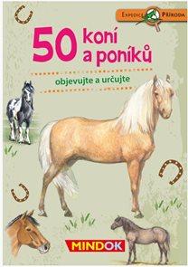 50 koní a poníků - Expedice příroda