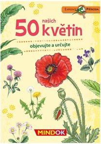 50 našich květin - Expedice příroda