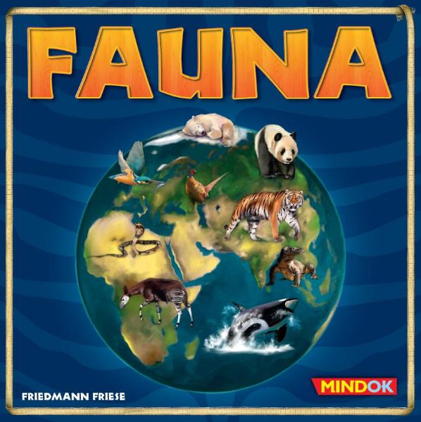 Fauna - vzdělávací hra - Friedemann Friese