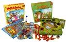 Set dětských her - Zvířátka na palubu + Zajíček v své jamce