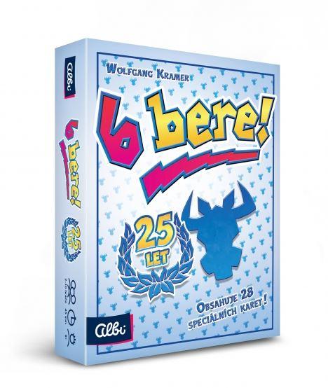 6 bere! 25 let