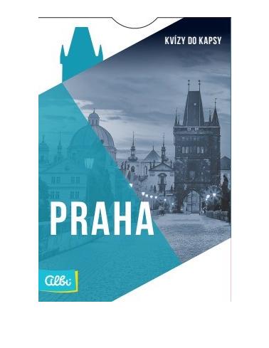 Praha - kvízová hra