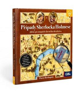 Kniha Případy Sherlocka Holmese - Mozkovna