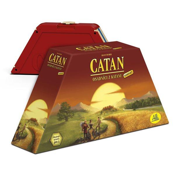 Catan - Osadníci kompakt