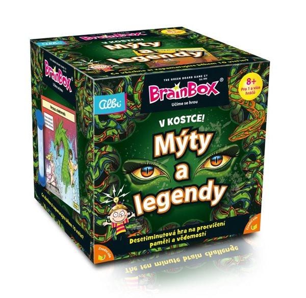 Brainbox - Mýty a legendy