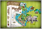 Kouzelné čtení - PUZZLE Planeta zvířat