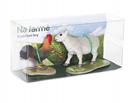 Kouzelné čtení - sada zvířátek - ovečka a kohout
