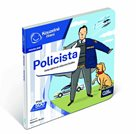 Kouzelné čtení - Minikniha povolání - Policista