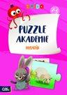 Kvído - Puzzle akademie - hmatovka